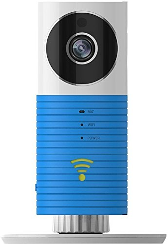 Cleverdog DOG- 1W Plug and Play Wi-Fi Security Camera (Blue)