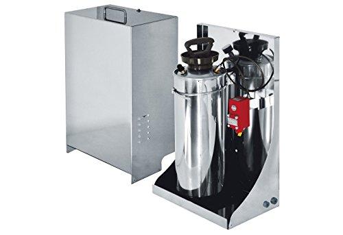 WASEX2T4GOR-Videotec-Wassertank-10l-Handpumpe-Solenoidventil-bis-20m-24V-fr-Videotec-Maximus