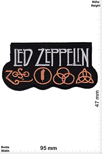 Parches   Led Zeppelin   Zoso   Música  Led Zeppelin