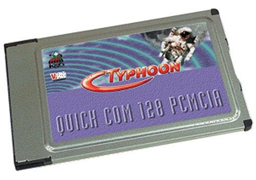 Typhoon Quick Com 128 PC Card ISDN-Karte