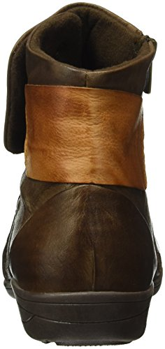 Andrea Conti 0342751, Bottes Classiques femme Marron - Braun (Braun/Cognac 351)