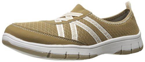 Easy Street Kila Femmes Large Toile Baskets Tan