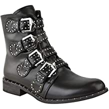 Amazon Fr Bottines Cloutees