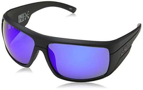 Carve Knoxville Sonnenbrille Matt Black Revo