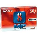 Sony Cassette vidéo 8 pour caméscope Qualité MP 8 mm 90 mn P590MP