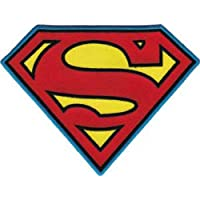 D C & Visionary tessuto DC Comics, motivo: Superman, motivo: