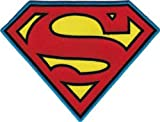 C&D Visionary Stoff DC Comics Patch-Superman Insignia