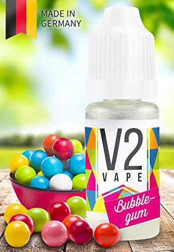 V2 Vape E-Liquid Bubblegum, 10ml