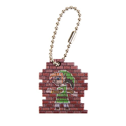 The Legend of Zelda A Link Between Worlds Mascot Keychain - Wall Mural