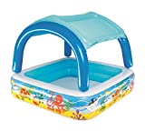 Bestway Canopy Inflatable Kids Paddling Pool