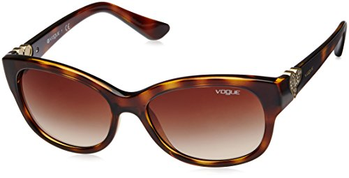 Vogue Gradient Women'S Sunglasses - (0Vo5034Sbw6561356|56. 0|Brown Gradient) image