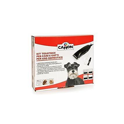 Camon Kit tosatrice elettrica per Cani