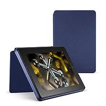 Schutzhülle mit Standfunktion für Fire HD 7 (4. Generation - 2014 Modell), Marineblau