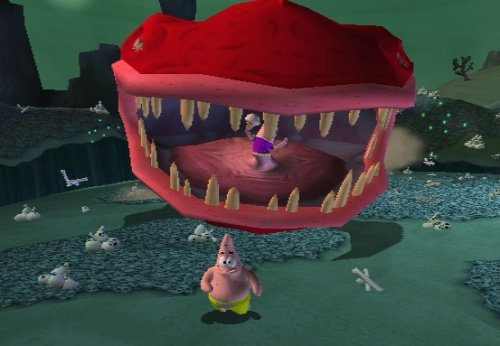 Image of The SpongeBob SquarePants Movie (PS2)