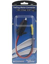 Jarvis Marine Watersnake batterie de 12volts la pêche à la traîne Moteur connecteur mâle