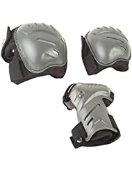 HUDORA Protektoren-Set 83, biomeschanich | Schutzausrüstung | Schoner