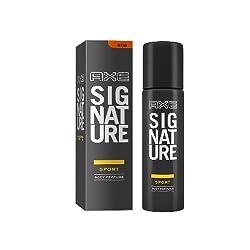 Axe Signature Sport Body Perfume, 122ml ( Pack of 3 )