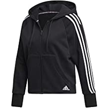 2f528c6327730 adidas Women s Must Haves 3-Stripes Full-Zip Hoodie
