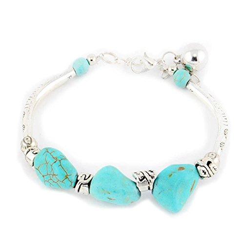 Mes-Bijoux-Bracelets Bracelet Charms et Perle Cadeau Femme...
