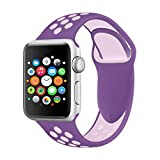 VODKER per Cinturino Apple Watch 38mm 42mm, Cinturini per Apple Watch Serie 4/3/2/1