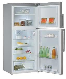 Ignis DPA 42 A++ V IS Libera installazione 299L 131L A++ Argento frigorifero con congelatore