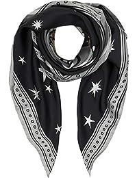 3c4734809f foulard di seta - Moschino / Sciarpe e stole / Accessori ... - Amazon.it