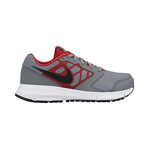 Nike Jungen Downshifter 6 (Gs/Ps) Laufschuhe Gris (Gris (cool grey/black-university red-white))