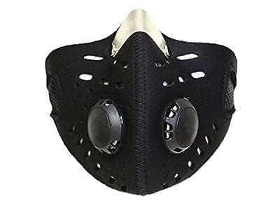 niceEshop(TM) Antistaub Kreislauf Fahrrad Motorradsport Ski Halb Gesichtsmaske von niceEshop bei Outdoor Shop