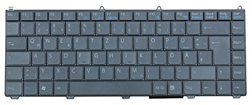 NExpert Orig. QWERTZ Tastatur für Sony Vaio PCG-7V1M Serie DE Neu Schwarz