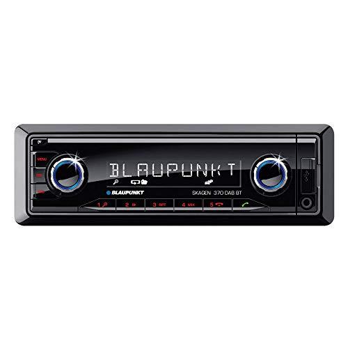 """Blaupunkt 2001017123470""""Skagen 370 DAB BT Auto-Radio schwarz"""