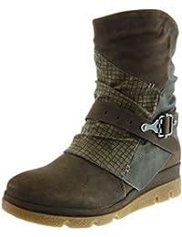Angkorly - Chaussure Mode Bottine Motard Cavalier Femme Croco Peau de  Serpent Boucle Talon compensé 4 21951f7273f8