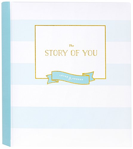 Emily Ley Paper Story of You Baby Book - Mint