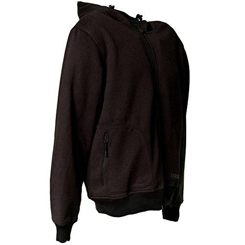 PLANAM Winter Peak Softshell Blouson anthrazit/schwarz