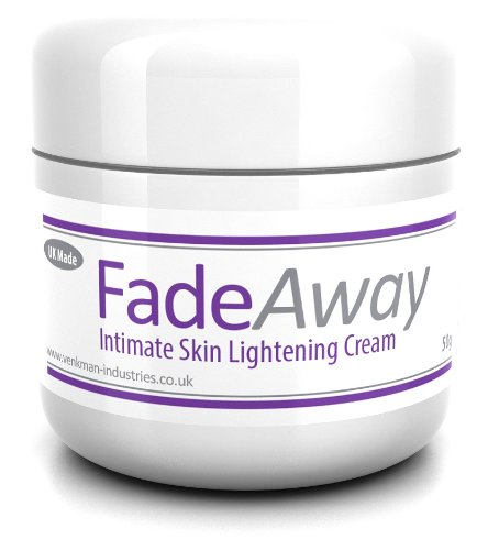 FadeAway Intimate Creme zur Hautaufhellung - 50ml - Aufhellung Der Haut Creme
