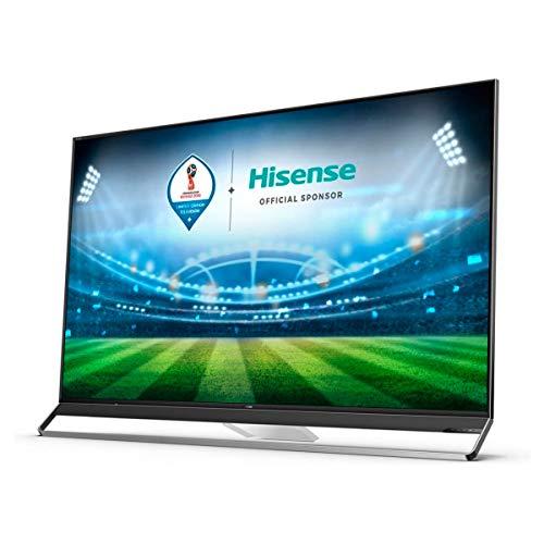 "Hisense H75U9A 75"" 4K Ultra HD Smart TV Wi-Fi Metallico"