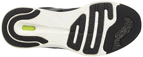 Asics Fuzex Rush, Chaussures de Course Femme Gris (Midgrey/black/white)