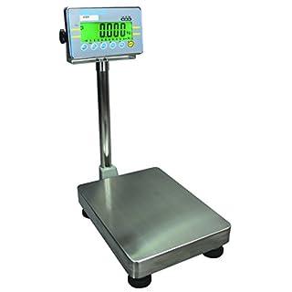 AE ADAM ABK 32 Waage, 32 kg Kapazität, 1 g Ablesbarkeit