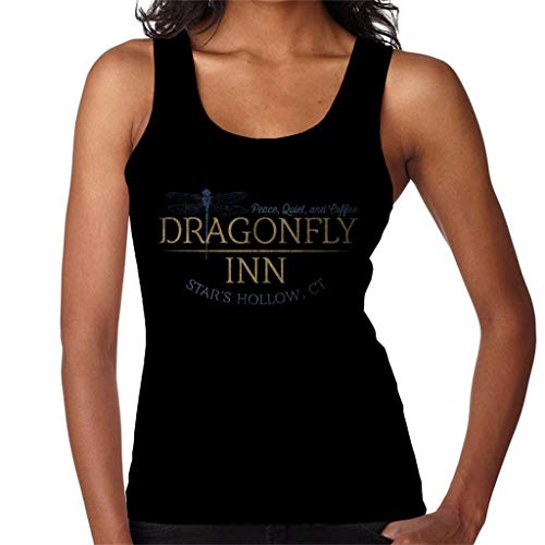 Gilmore Girls Inspired Dragonfly Inn Women's Vest -
