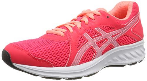 Asics Jolt 2, Zapatillas de Running para Mujer, Rosa (Laser Pink/White 701),...