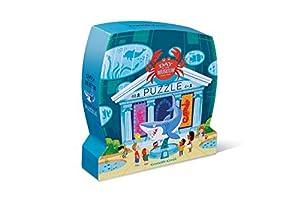 Crocodile Creek 4063-3 Puzzle Puzzle - Rompecabezas (Puzzle Rompecabezas, Dibujos, Preescolar, Niño/niña, 4 año(s), Interior)