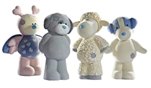 My Blue Nose Friends Passion, Chase, Patch and Cottonsocks (Pack of 4)