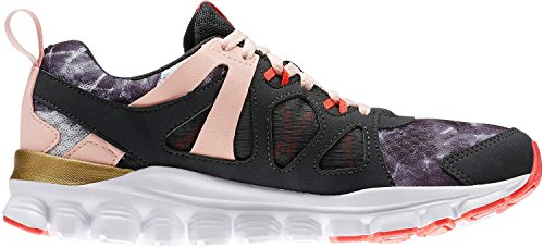 Reebok Hexaffect Run 2.0 WOW Schuhe Damen Sportschuhe Laufschuhe Rosa V66626 Gravel Luna Pink White Neon Cherry