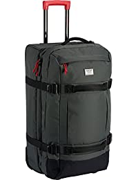 Burton adultos Convoy maleta con ruedas Gris Blotto Talla:76 x 41 x 33 cm, 90 Liter