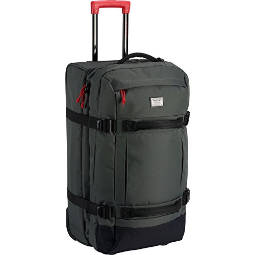 Burton Trolley, 70 cm, 90 liters, Nero