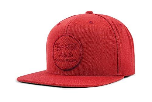 Brixton Unisex Headwear Wheeler Snbk brick