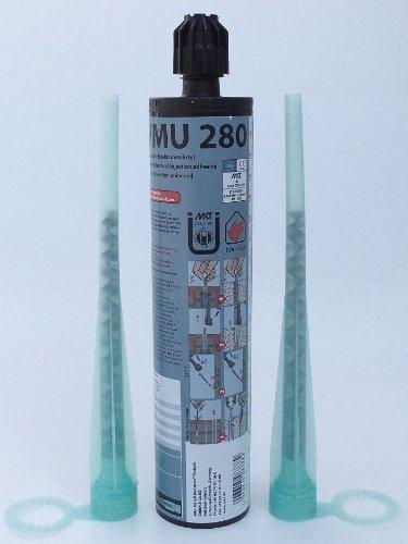 Injektionsmörtel VMU 280, 1 Stück, 280ml inkl.