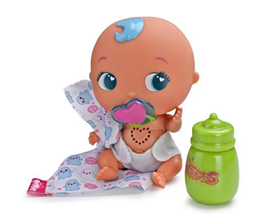 The Bellies   Bobby Boo  muñeco Interactivo para niñas de 3 a 8 años (Famosa 700014566)