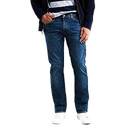 Pantalón Vaquero Levis 513 Vines Hombre 4032 Azul