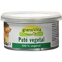 Granovita, Pate Vegetal, 125 gr, Pack de 3
