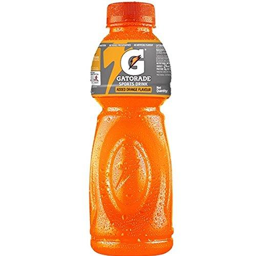 Gatorade Sports Drink - Orange, 500ml Bottle